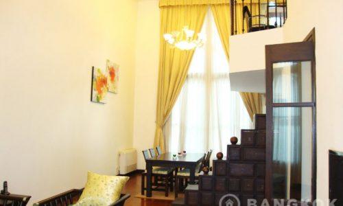 Baan Klang Krung Thonglor Spacious Modern 3 Bed Townhouse to rent