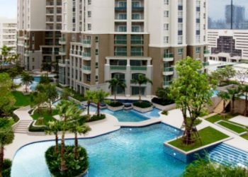Belle Grand Rama 9 Brand New Modern 2 Bed 2 Bath near MRT to rent