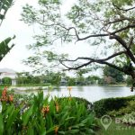 Lakeside Villa 1 Village Spacious Detached 3 Bed Lake View House to Rent in Bangna