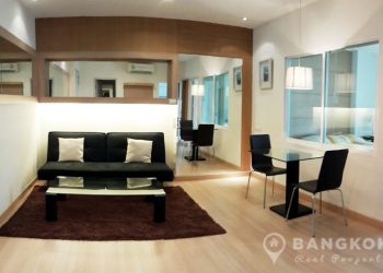 Life @ Sathorn 10 Spacious High Floor 1 Bed near BTS to rent