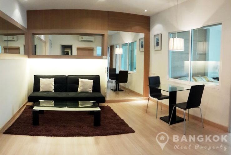 Life @ Sathorn 10 | Spacious Modern 1 Bed near BTS photo