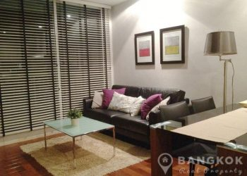 Siri on 8 Spacious Modern Low Rise 1 Bed near BTS to rent