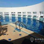Symphony Sukhumvit Modern Studio Condo at Bangchak BTS to rent