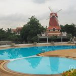 Windmill Park Bangna Lakeside Detached 4 Bed 4 Bath 400 sq.m House to rent