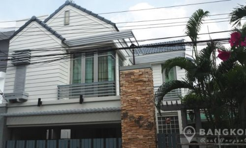 Architect Designed Modern Detached 4 Bed Sammakorn House