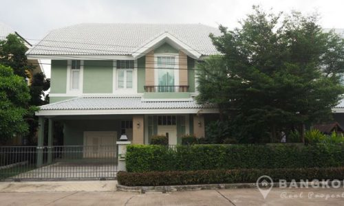 Baan Rim Suan Ramintra Modern European Style Detached 3 Bed to rent