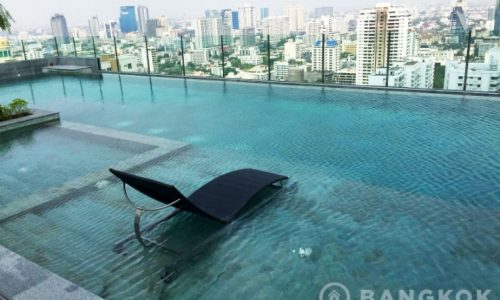 H Sukhumvit 43 Brand New Modern 2 Bed 2 Bath Condo for sale
