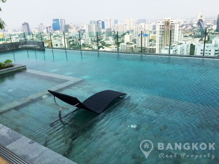 H Sukhumvit 43 Brand New Modern 2 Bed 2 Bath Condo for sale