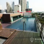 Le Cote Sukhumvit 14 Bright Modern 1 Bed just 1 Minute from Asok BTS to rent
