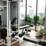 Lumpini Park View Spacious High floor 1 Bed opposite Lumphini Park for sale