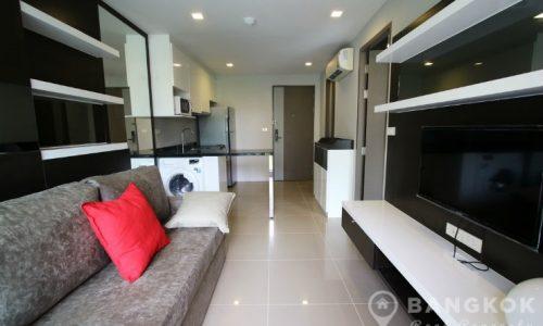 Mirage Sukhumvit 27 Bright Modern 1 Bed Condo near BTS