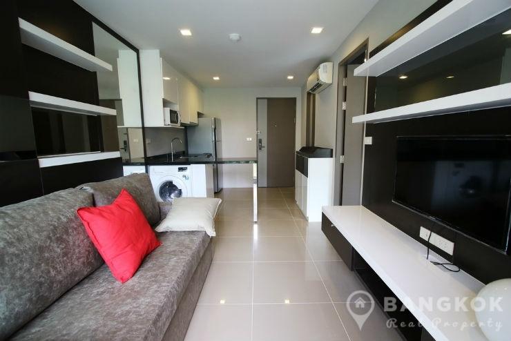 Mirage Sukhumvit 27 |  Bright Modern 1 Bed Condo near BTS photo