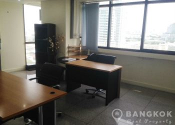 Modern Phayathai Office to Rent near BTS