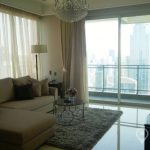 Q Langsuan Fashionable Renovated Spacious 2 Bed 3 Bath Condo to rent