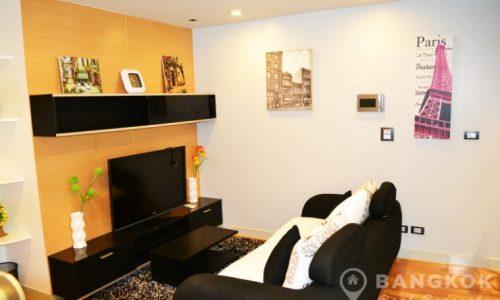 Quad Silom Ultra Modern Spacious 1 Bed near Chong Nonsi BTS to rent