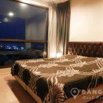 Rhythm Sukhumvit 441 Elegant High Floor 2 Bed 1 Bath at BTS to rent