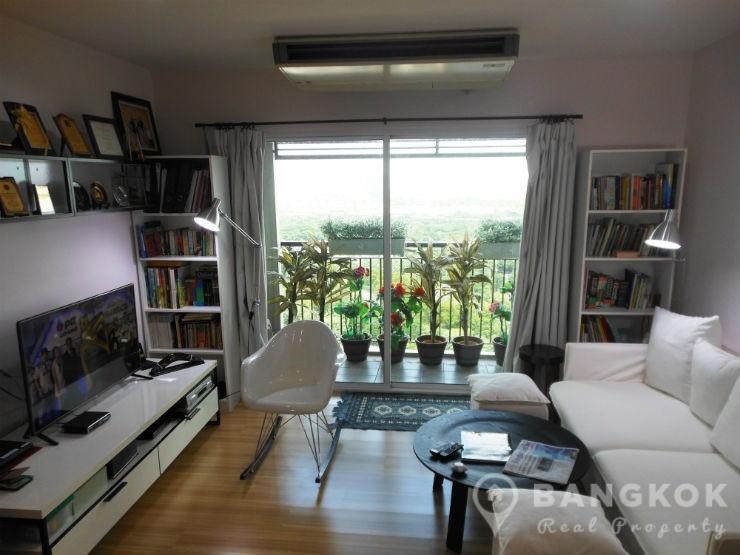 SYM Vibha-Ladprao Spacious High Floor 2 Bed 2 Bath 91 sq.m for Sale