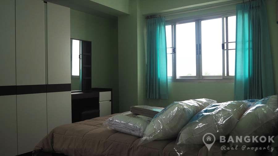 Sammakorn Condominium Ramkhamhaeng Renovated 2 Bed to rent