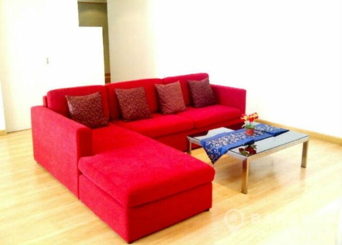 Silom Grand Terrace Spacious Modern High Floor 2 Bed 2 Bath to rent
