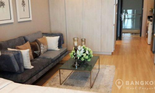 Sky Walk Condominium Stunning Modern Studio near BTS to rent