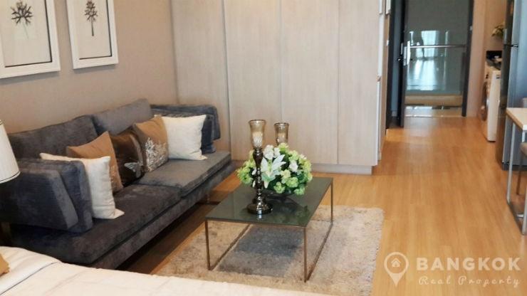 Sky Walk Condominium | Stunning Modern Studio near BTS photo