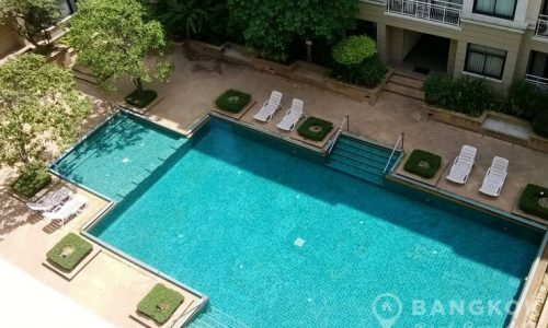 Green Point Silom Modern 2 bed 1 bath 62 sq.m near BTS to Rent
