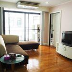 Green Point Silom Modern 2 bed 1 bath 62 sq.m near BTS to Rent
