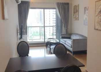H Sukhumvit 43 First Rental - New 2 Bed 2 Bath near BTS to rent