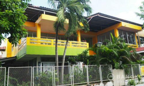 Large Detached Sammakorn Village Commercial Building for Sale