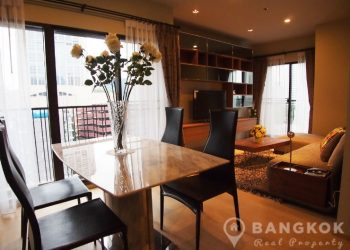 Noble Refine Spacious Modern 2 Bed 2 Bath near EmQuartier and BTS for sale