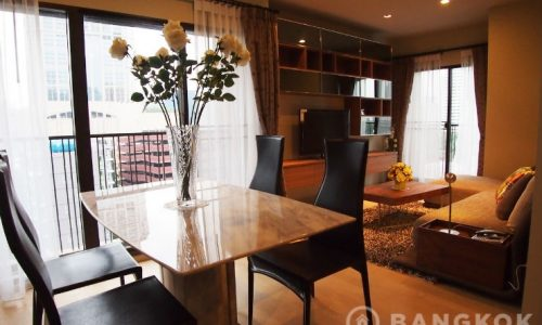 Noble Refine Spacious Modern 2 Bed 2 Bath near EmQuartier and BTS for sale