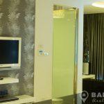 Nusasiri Grand Condominium Spacious Modern 1 Bed 2 Bath at BTS for sale