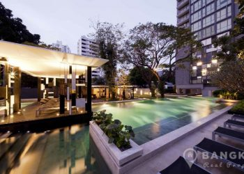 Quattro by Sansiri Stylish Spacious 1 Bedroom in Thonglor to rent
