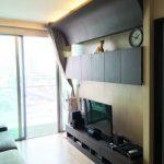 Sky Walk Condominium Elegant Modern 2 bed 1 bath 60 sq.m to rent near BTS
