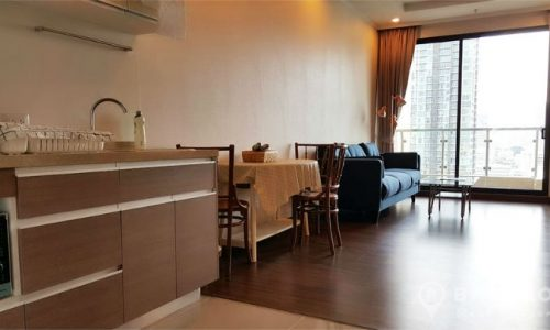 Supalai Elite Sathorn Suanplu Brand New High Floor 1 Bed