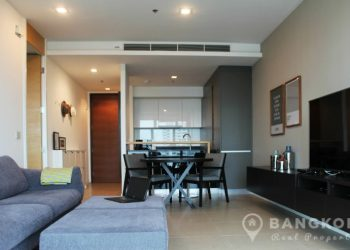 The River Elegant Spacious 1 Bed overlooking Chaophraya River for sale