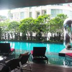 The Room Sukhumvit 69 Brand New Modern 1 Bed near BTS to Rent