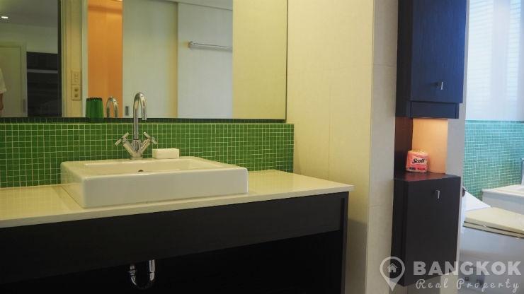 RENT Baan Piya Sathorn | Duplex Penthouse 3 Bed 4 Bath with Terrace