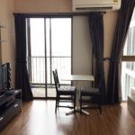 IDEO Mix Sukhumvit 103 Modern High Floor Studio next to BTS Udomsuk to rent