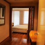 Langsuan Ville Spacious High Floor 2 Bed 2 Bath near BTS to rent