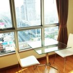 Life Ratchada - Suthisan Modern 1 Bed 1 Bath near Sutthisan MRT to rent