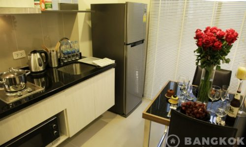The Base Park East Brand New 1st Rental High Floor near BTS to rent