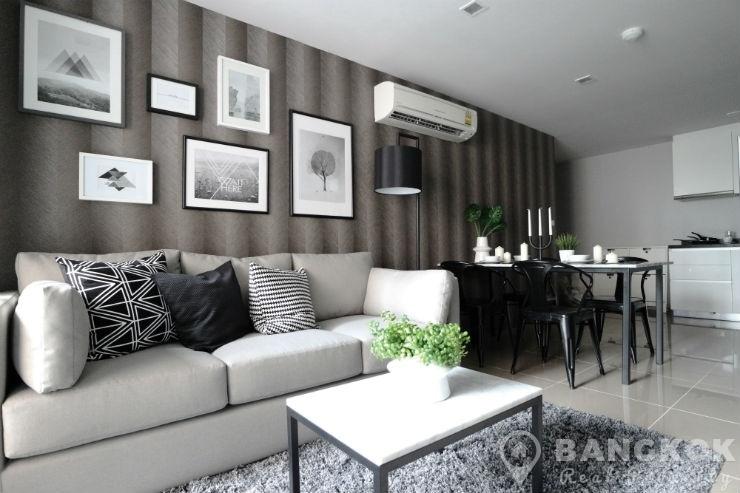 Mirage Sukhumvit 27 Condominium Brand New Modern 2 Bed 2 Bath to rent