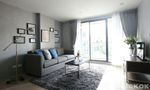 Mirage Sukhumvit 27 Condominium new Rental Stylish Modern 2 Bed 2 Bath