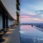 The Lumpini 24 Elegant 3 Bed 4 Bath Penthouse with River View to rent