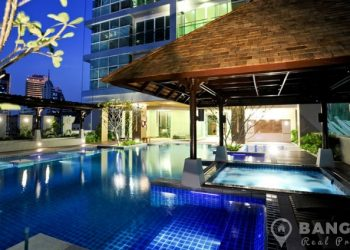 The Prime Sukhumvit 11 Very Spacious Modern 1 Bed in Nana to rent