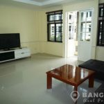 Newly Renovated Spacious 3 + 1 Bed Sukhumvit Townhouse near Phrom Phong to rent