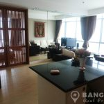 Baan Sathorn Chaopraya Architect Designed 1 Bed overlooking Chaophraya River to rent
