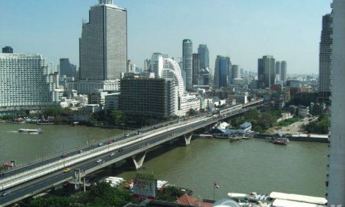 Baan Sathorn Chaopraya Architect Designed 1 Bed overlooking Chaophraya River to rent