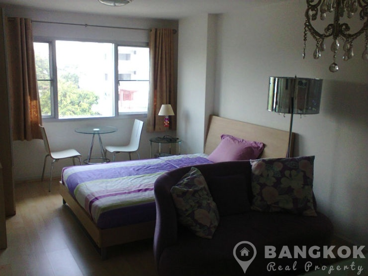 Rent condo one thonglor bright modern studio near thong Whats a studio apartment